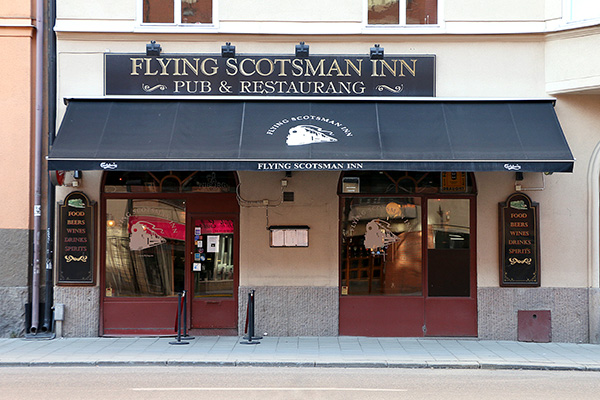 FLYING SCOTSMAN INN